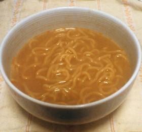 お湯で溶かすだけ!簡単味噌ラーメンスープ