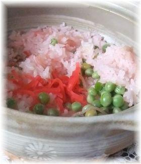 紅生姜の炊き込みご飯