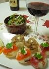 ★ワイン好きに嬉しい★簡単てまりん寿司