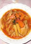 豚肉のトマトさっぱり煮