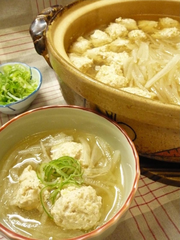 ☆鶏だんご入り大根鍋☆