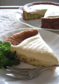 ミルクティーチーズケーキ