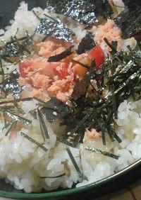 鮭フレーク寿司