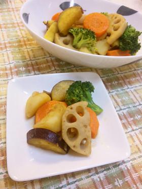 ✾冬野菜のほっとサラダ✾