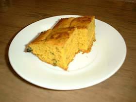 かぼちゃのパウンドケーキ(ホットケーキミックスver.)