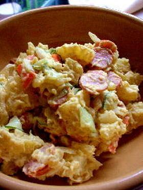 華麗(カレー)なポテトサラダ