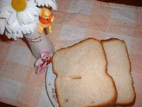 めぐすたのヨーグルト食パン