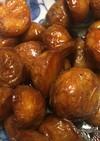 小芋(ジャガイモ)の甘辛煮