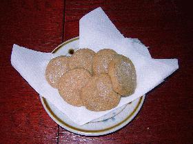アマランサスクッキー(アレルギー子に)