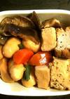 ヤツガシラの煮物