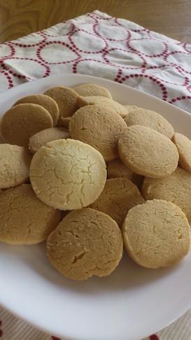 袋1つで簡単10分 さくほろクッキー