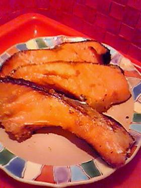 簡単手作り☆鮭の西京焼き♪