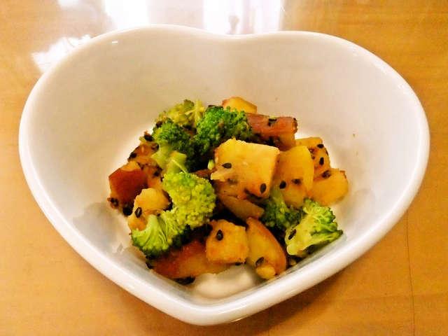 ブロッコリー 幼児 食