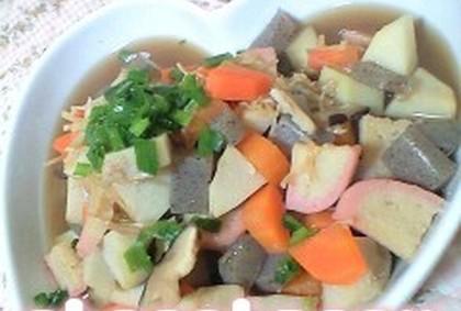 新潟の郷土料理☆★のっぺ★☆里芋の煮物