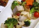 クリスマスカラーの*焼き野菜マリネ*
