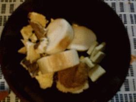 インスタント味噌汁を自作する!!