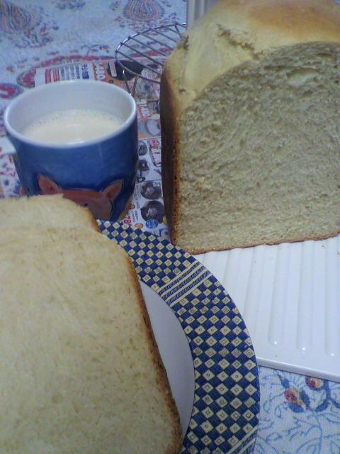 水なしバナナ卵パン(HB)