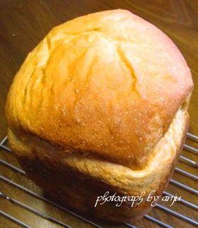 お冷ご飯に感謝のモチふわ食パン♪