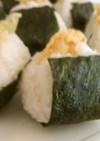 名古屋の味、天むす