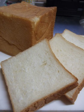 ☆口どけ一番!ふんわか食パン