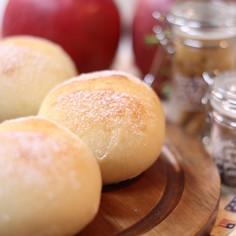 ノンオイル!ストレートで自家製酵母パン