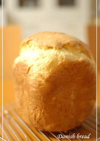HB天然酵母deデニッシュ風食パン