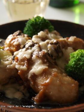 ワインにぴったり!牡蠣の味噌マヨソテー。