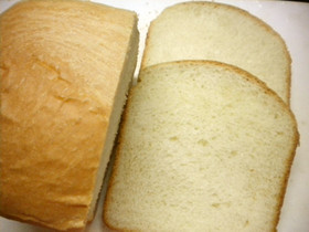 ♪HBお任せ食パン♪生クリーム
