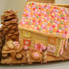 念願の♡お菓子の家♡2009