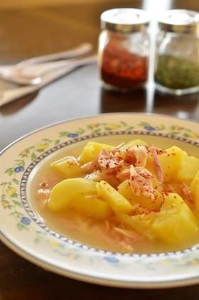 トルコの家庭料理☆ズッキーニの煮物