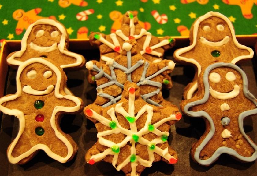 さくさくっ!☆クリスマス・クッキー☆