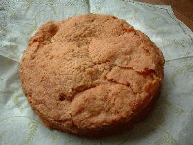りんごのクラムケーキ