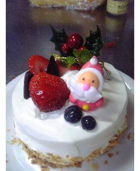 クリスマスケーキ 2007年 4号