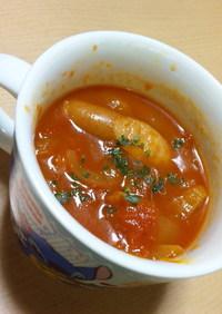 トマト缶de簡単こく旨スープ!