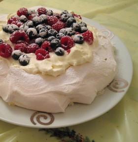 ★Pavlova★ メレンゲケーキ
