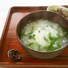 みんなが作ってる】 七草粥 米のレシピ 【クックパッド】 簡単