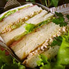 みんなが作ってる】 サンドイッチ ツナサンドのレシピ