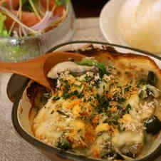 牡蠣 の グラタン レシピ 人気