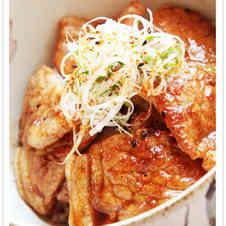 みんなが作ってる】 十勝 豚丼のレシピ 【クックパッド】 簡単