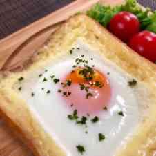 みんなが作ってる】 朝食 パン 卵のレシピ 【クックパッド