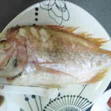 鯛 の 塩焼き オーブン