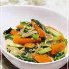 みんなが作ってる】 チンゲン菜 お弁当のレシピ 【クックパッド