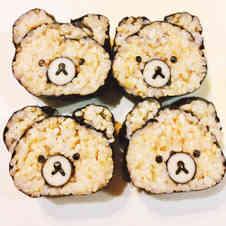 みんなが作ってる キャラ巻き寿司のレシピ クックパッド