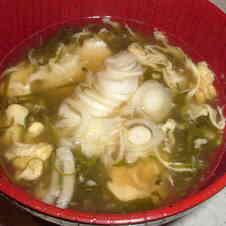 みんなが作ってる】 めかぶ スープのレシピ 【クックパッド