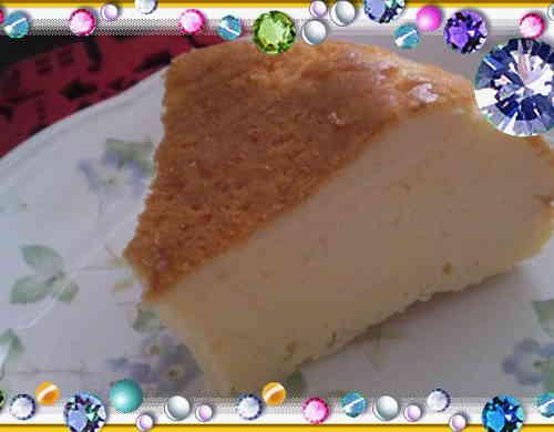 器 チーズ 作る ケーキ で 炊飯