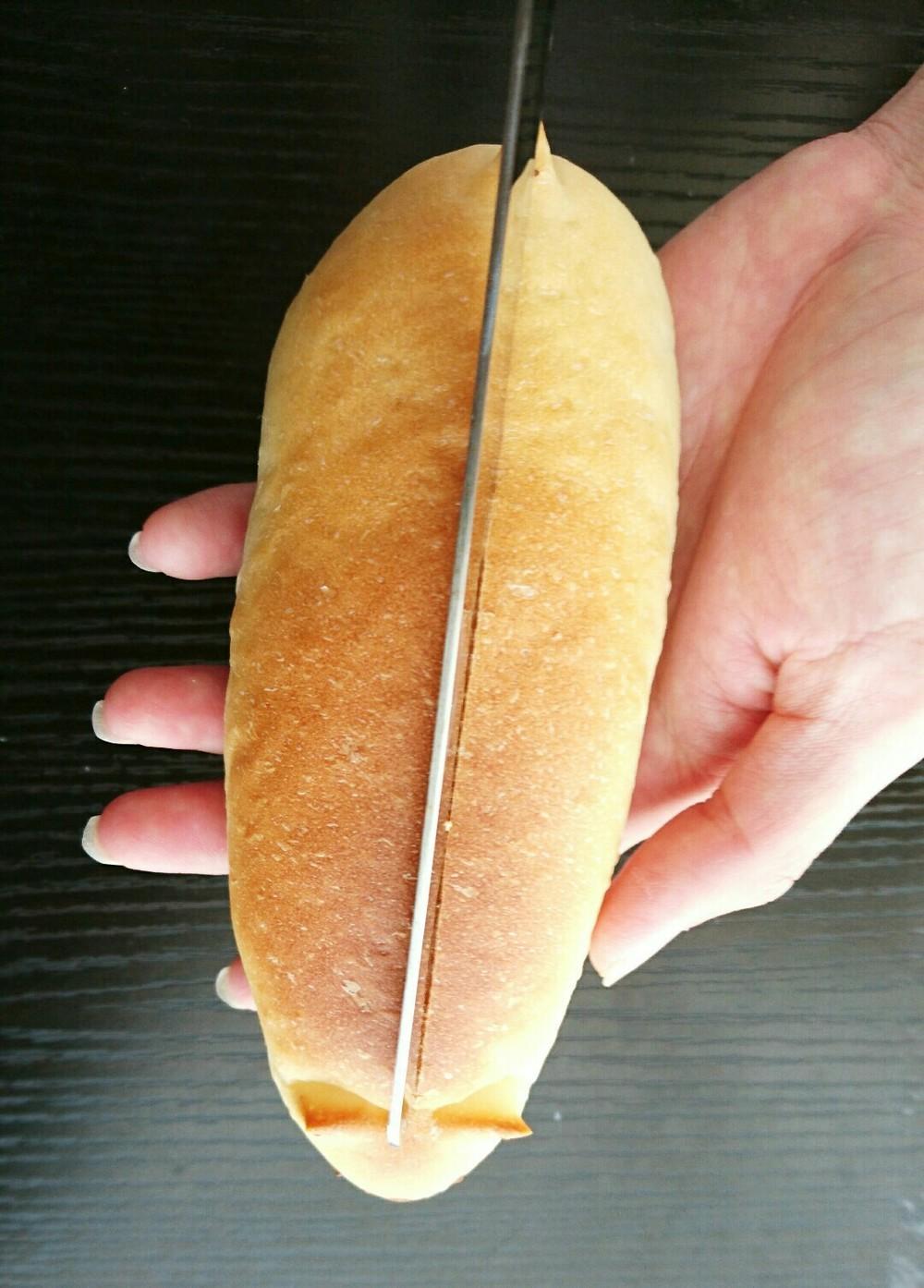 レシピ コッペパン