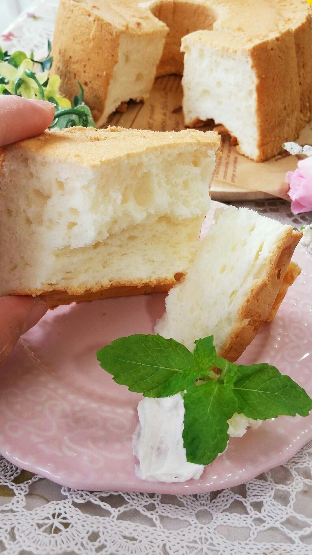 シフォン ケーキ 卵白