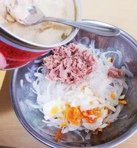 ツナ缶 マヨネーズ