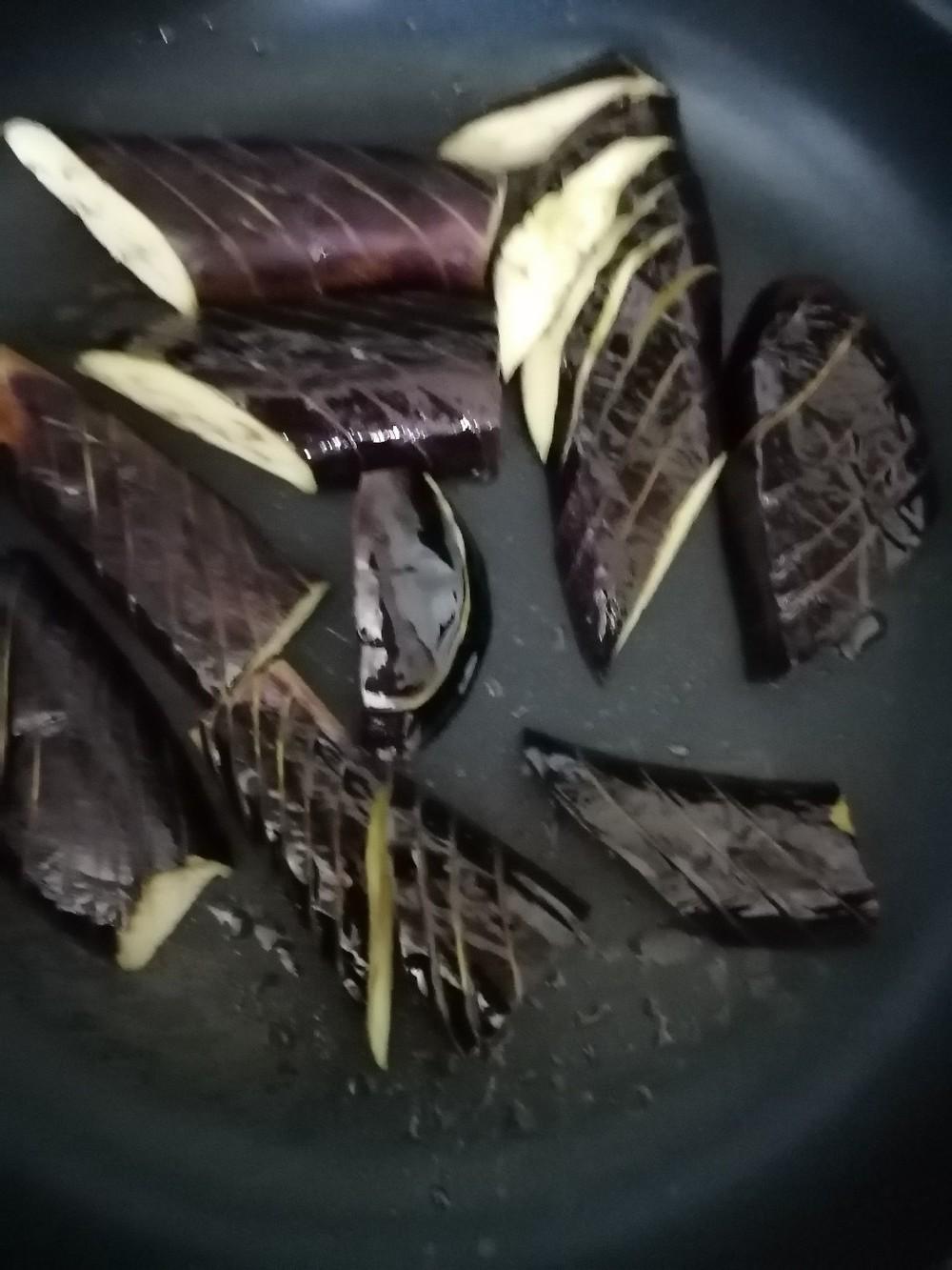 煮浸し 絶品 の ナス