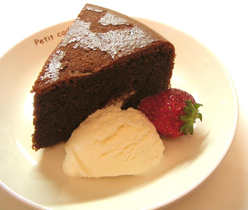 炊飯器 生チョコケーキ ホットケーキミックス